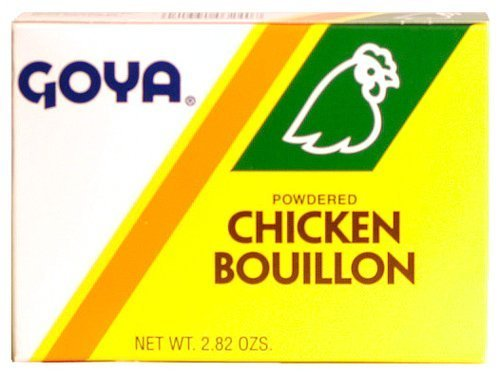Goya Powdered Chicken Bouillon - 2.82 Ounces (Goya Mexican Rice Chicken compare prices)
