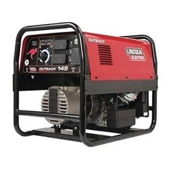 Engine Driven Welder, Outback 145: Portable Power Generators: Amazon
