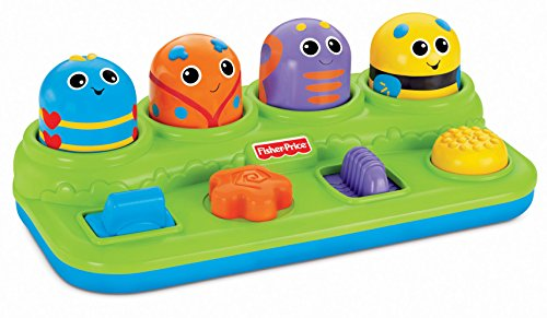 Fisher-Price Brilliant Basics Boppin' Activity Bugs image