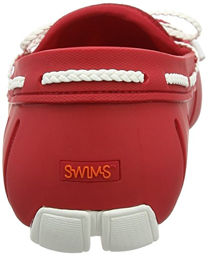 Braided Red Swims White Lace Loafer Rn77z8q6