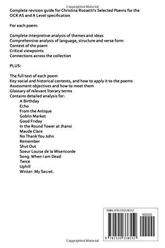 echo poem by christina rossetti