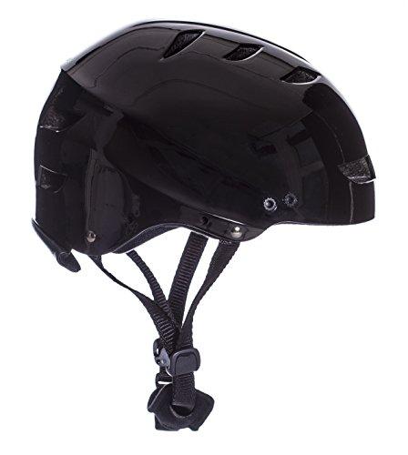 AWE FREE 5 YEAR CRASH REPLACEMENT Full Face Helmet Black Large by AWE (Image #8)
