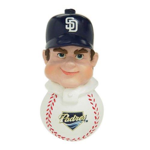 San Diego Padres MLB Magnet Sluggers Ornament ()