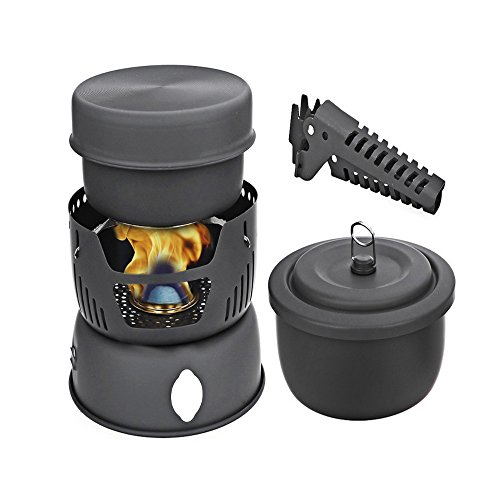 boat alcohol stove - 9