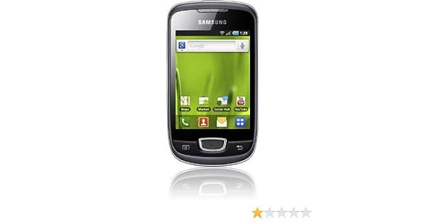 Samsung S5570i Galaxy Mini - Smartphone, 3.14