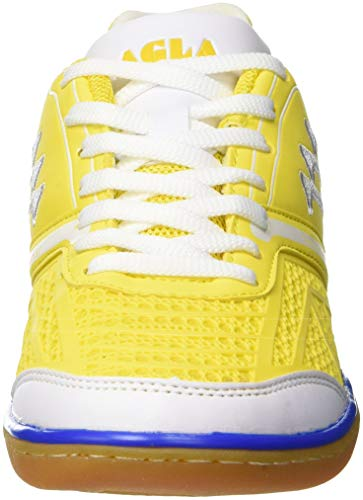 Scarpe 27 per da interni Agla giallo Fanthom calcetto bianco cm 5 42 RWwRqxAZr4