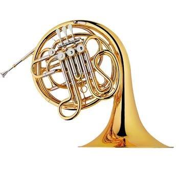 F.W. Intermediate Double French Horn by  F&W