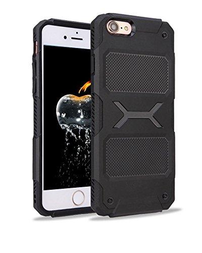 elove Back Cover For Apple iPhone 7 / 8   tpu|Black
