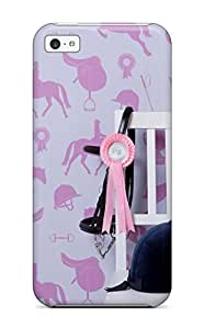 New Fashion Premium Tpu Case Cover For Iphone 5c - Horse For Girls Bedroom by supermalls