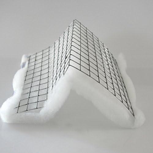 neverest FB/G4 150 mm Caja de filtro de aire G4 en línea: Amazon.es: Bricolaje y herramientas