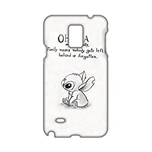 Ohana smart creature 3D Phone Case for Samsung Galaxy Note4