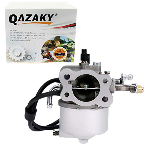 QAZAKY Carburetor Replacement for EZGO Golf Cart Gas Car 350cc 4-cycle Stroke Robin Engine Workhorse ST350 Carb 17559 72558-G01 72558-G05 72840-G02 520-184 72558G01 72558G05 72840G02 ()