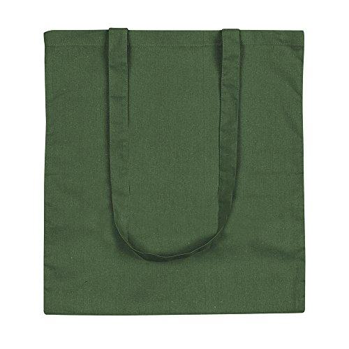 35 nbsp;x 4 Sacs Shopping Ebuygb nbsp;cm 69 43 Green Noir tout coton 22 nbsp;x 83 Fourre 4wvWFSwq