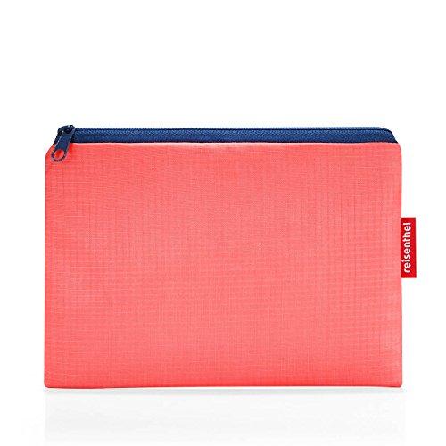 Bolsa Tela blauw Y Mini Cm De Azul Reisenthel koraalroze Playa Maxi 41 met 2in1 Rosa details bruine qwtPnXT