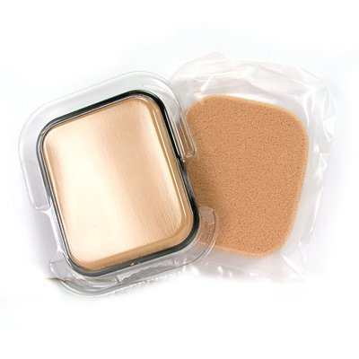 Shiseido SPF 16 Perfect Smoothing Compact Foundation Refill, B40/Natural Fair Beige, 0.35 Ounce (Sheer Foundation Shiseido)