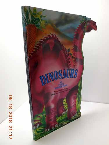 Dinosaurs (At Your Fingertips Series/Boards)