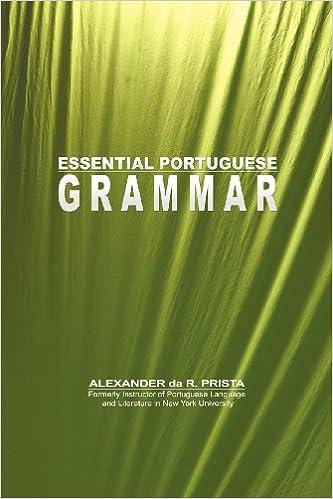 Portuguese Grammar Pdf
