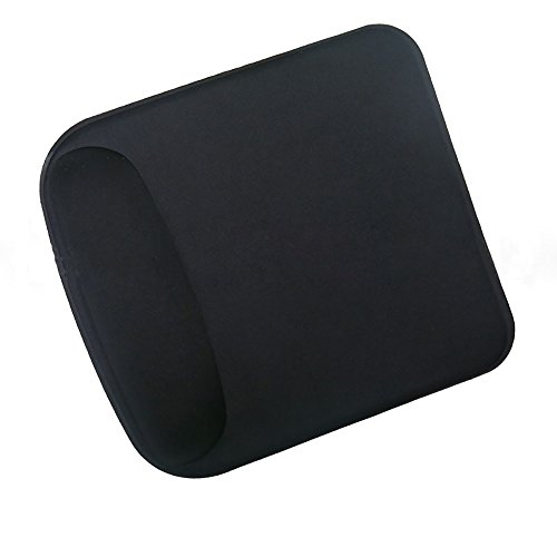 Finedayqi ❤ Gel Wrist Rest Support Game Mouse Mice Mat Pad for Computer PC Laptop Anti Slip (Black)