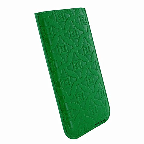 (Piel Frama 680 Green Pull Case for Apple iPhone 6 / 6S / 7)