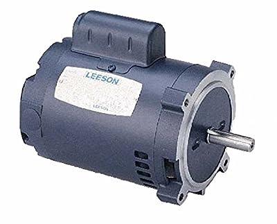1.5 hp 3450 RPM 56C 115/208-230V Well Pump Motor Leeson # 110288