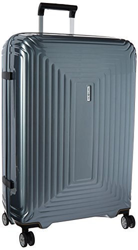 Samsonite Neopulse Hardside Spinner 75/28, Metallic Silver