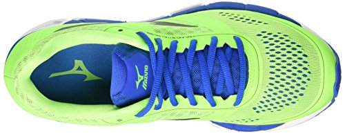 Running Gecko skydiver green Chaussures Vert Mx De Homme Mizuno black Synchro Compétition qzaxITwnZC