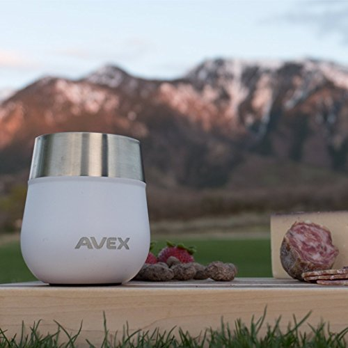AVEX Claret Wine Glass