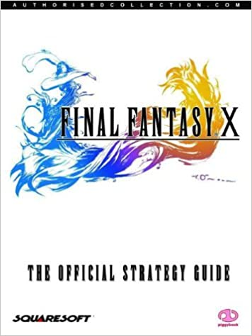 FINAL FANTASY X GUIDE BOOK PDF
