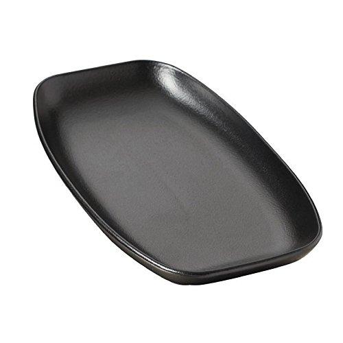 prezzo più economico Revol GP195 piastra, club, rettangolare, 240 mm, mm, mm, colore  Nero (Confezione da 6)  vendita all'ingrosso
