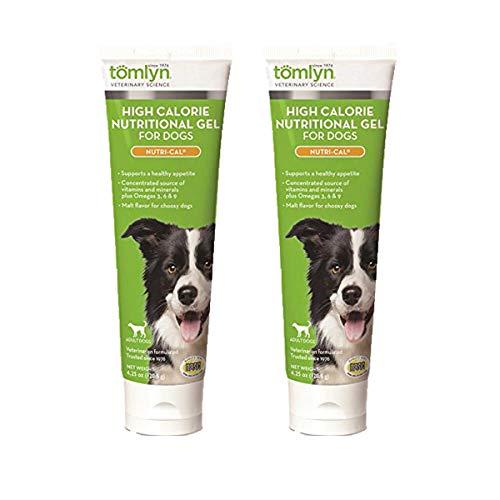 Tomlyn NutriCal Tube Dog 4.25 oz, 2 pack