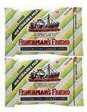 Fisherman's Friend Citrus Fravour Lozenges Sugar Free Candy 25g. (Lot 2 packs)
