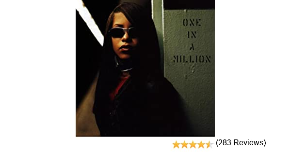 Aaliyah e in a Million Amazon Music