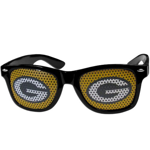 - NFL Green Bay Packers Game Day Shades, Black
