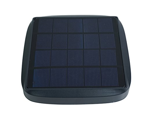 (Sun-Ray 6 Prong Replacement Solar Panel - Grey - for Walmart QVC)