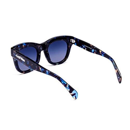 8097d8c986 30% de descuento Gafa de sol GRAPHICS GILDA BLUE WAVE de acetato y lentes  polarizadas