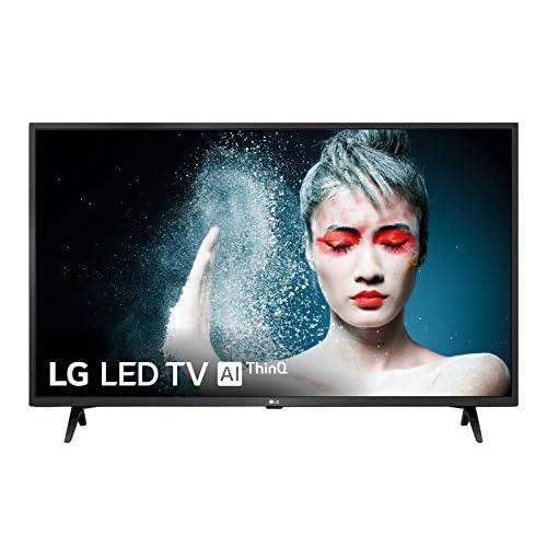 """LG 43LM6300PLA - Smart TV Full HD de 108 cm (43"""") con Inteligencia Artificial, Procesador Quad Core, HDR y Sonido Virtual Surround Plus, Color Negro a buen precio"""
