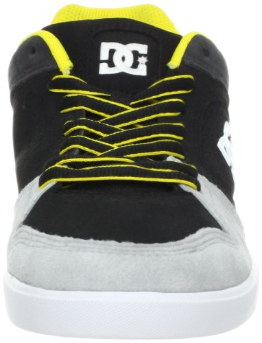 DC UNION SHOE D0303194 - Zapatillas de cuero para hombre Gris