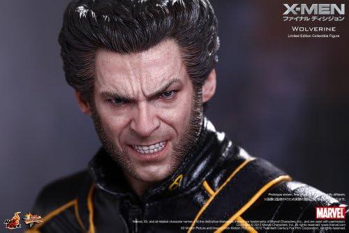 Amazon.com: Hot Toys X-Men 3The Last Stand 1/6 ...