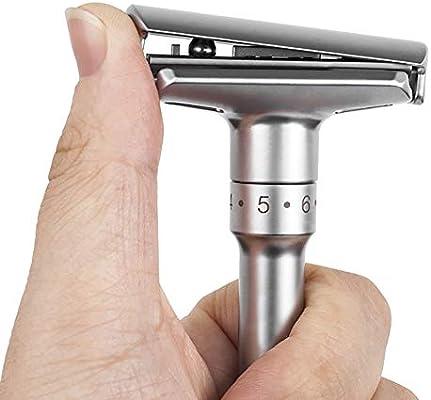 Maquinilla de Afeitar de Doble Filo seguridad para hombre de ...