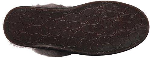 Black grey Ugg Pantofole 40 Donna Fqq8gw