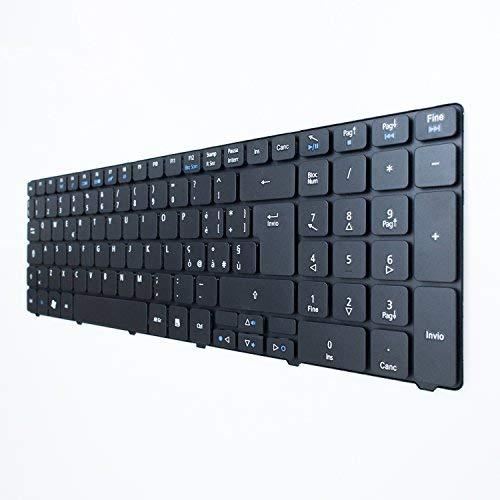 UPTOWN UP Parts® UP-KBR010 - Teclado Ordenador portatil Acer Aspire 5810 5536 5738 5810T 7750 5735 E442 E640 5242 7750 8940 8935: Amazon.es: Electrónica
