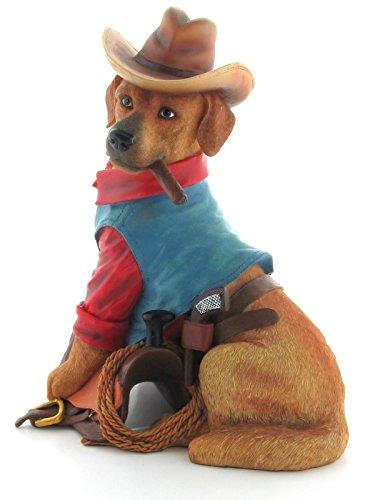 Labrador Retriever in Sheriff Costume Dog