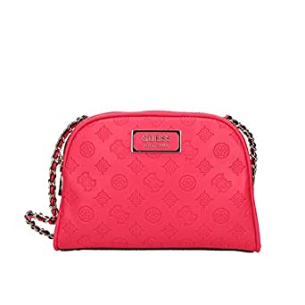Guess Womens Cross-Body Handbag, Pink - SG766214