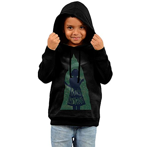 2-6 Toddler Pan's Labyrinth Fantasy Movies Art Pullover ()