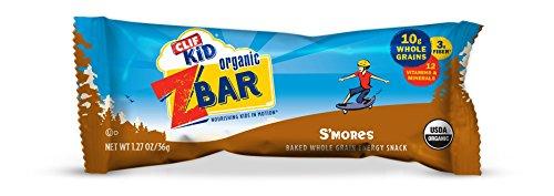 (Clif Kid Z Bar Organic Energy Bar Smore's, 12 Count)