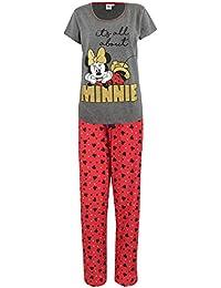 womens minnie mouse pajamas - Juniors Christmas Pajamas