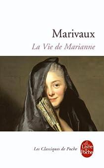 La Vie de Marianne par Marivaux