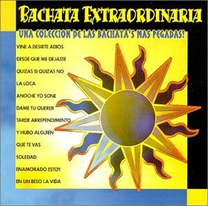 Bachata Award Credence Extraordinaria