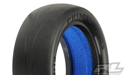 PROLINE 824217 Prime 2.2 2Wd MC Clay Off-Road Buggy Front Tires with Closed Cell Foam (Buggy Tires Clay)