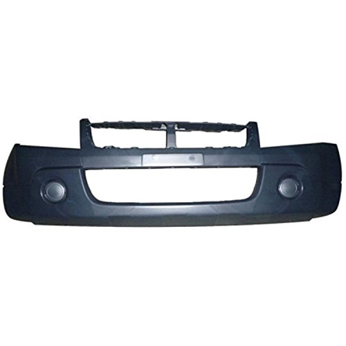 CPP Front Bumper Cover for 09-12 Suzuki Grand Vitara SZ1000139 (Cover Suzuki Bumper)